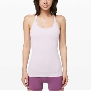 LULULEMON out of stock ebb to street tank size 2